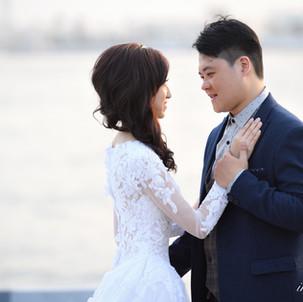 [新娘秘書 | 婚攝Andy濬瑋] 湘玲新娘-喻婷 結婚婚禮紀錄