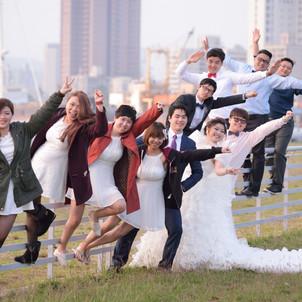[婚攝推薦] 貼近生活的婚攝 我的婚禮攝影師ANDY(濬瑋)