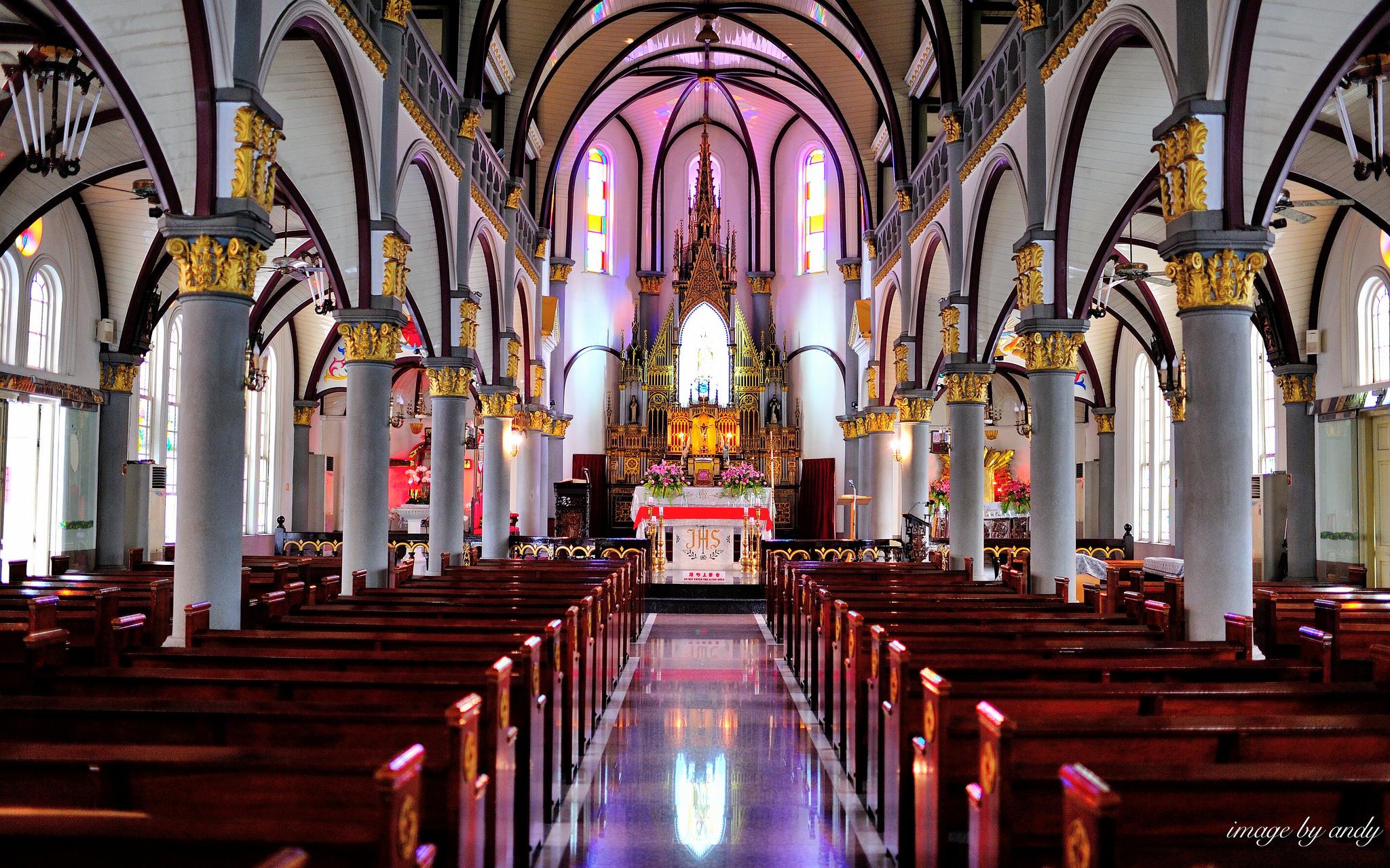 高雄 玫瑰教堂