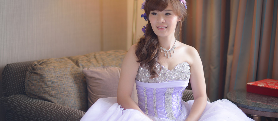 [新娘秘書 | 婚攝Andy濬瑋] 湘玲新娘-菁悅 結婚婚禮紀錄