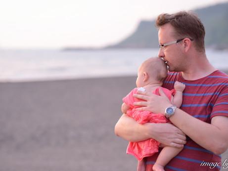 [親子寫真 | 婚攝Andy濬瑋] Sophia3歲沙灘生日派對
