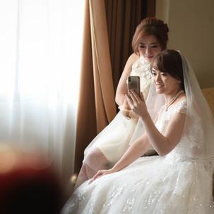 [新娘秘書 | 婚攝Andy濬瑋] 湘玲新娘-彤云  結婚婚禮紀錄