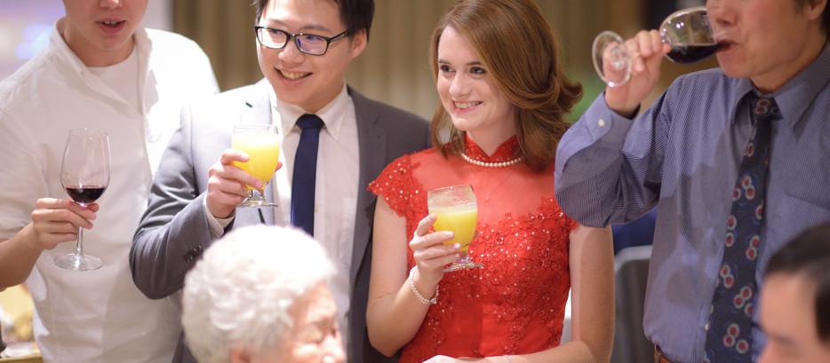 [新娘秘書 | 婚攝Andy濬瑋] 湘玲新娘-Meggan 補請宴會婚禮紀錄