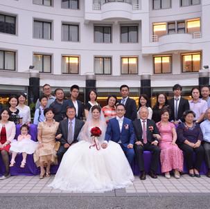 [新娘秘書 | 婚攝Andy濬瑋] 倫暟+婷婷 結婚婚禮紀錄