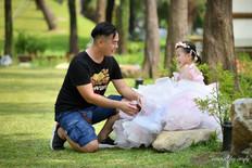 [親子寫真] 2020.9月 怡樂姐4歲生日派對 | 高雄婚攝Andy濬瑋
