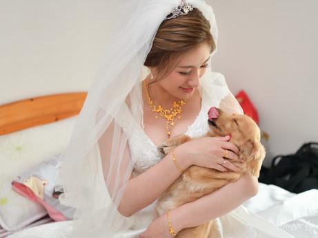[新娘秘書 | 婚攝Andy濬瑋] 湘玲新娘-佳靜 訂婚+結婚雙儀式婚禮紀錄