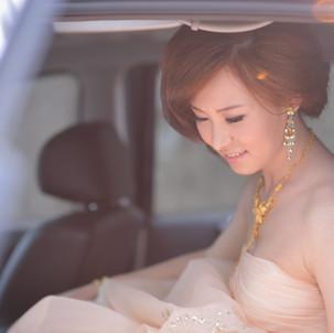 [新娘秘書 | 婚攝Andy濬瑋] 湘玲新娘-意尹 文定婚禮紀錄