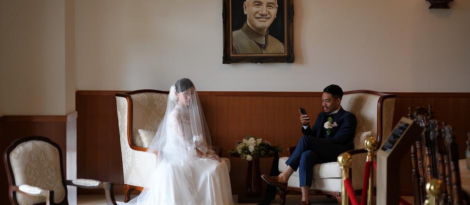 [新娘秘書 | 婚攝Andy濬瑋] 頌彦尚+瀧本玲子 結婚式 (婚禮宴會)