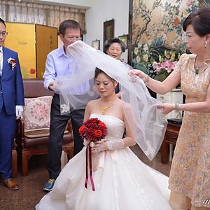 [婚攝Andy] 湘玲新娘-婷婷 婚禮紀錄