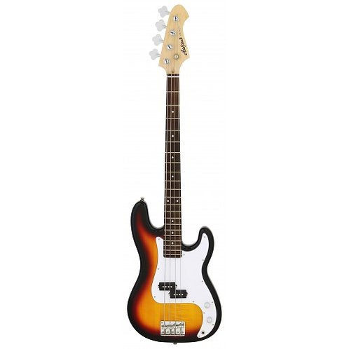 Aria Pro ii STB - PB SB - 4 String Precision Bass Guitar (Sunburst)