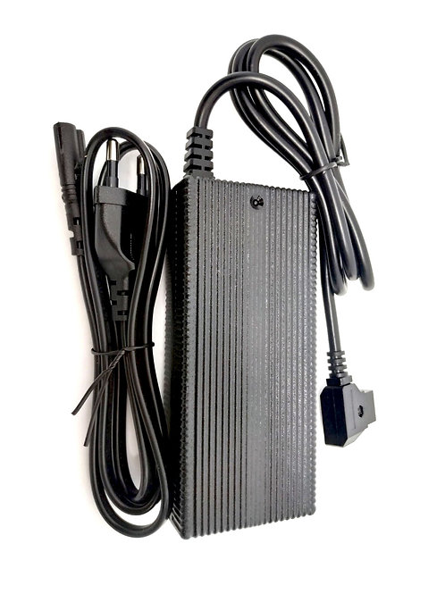 GEN ENERGY Portable V-Mount Charger for G-B100/200 Series Battery (16.8V/3.5A)