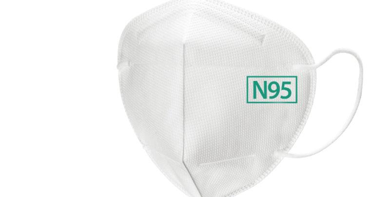 N95 (Made in Korea)