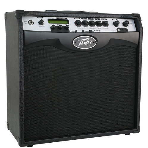 Pevey Vypyr VIP 3 Electric Acoustic & Bass Guitar Modelling Amplifier - 100 Watt