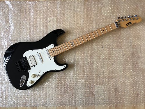 ESP LTD ST-213 FR Stratocaster Electric Guitar with Floyd Rose Tremelo