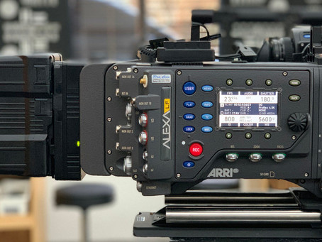 ARRI ALEXA LF ADAPTER + HIGH PERFORMANCE GEN ENERGY BATTERIES