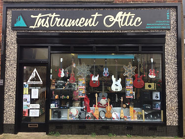 Shop Front, Instrument Attic