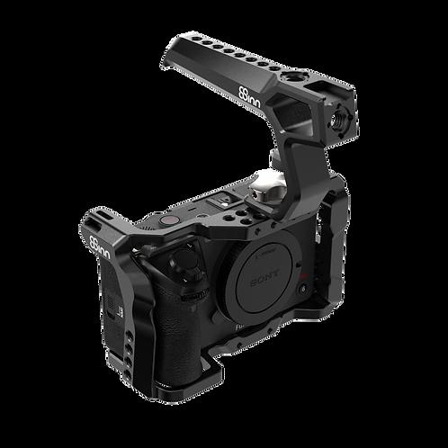 8Sinn Cage for Sony FX3 + 8Sinn Black Raven Top Handle
