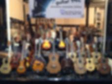 Ukulele, Tenor, Soprano, Concet, Baritone, Mandolin, Amplifier