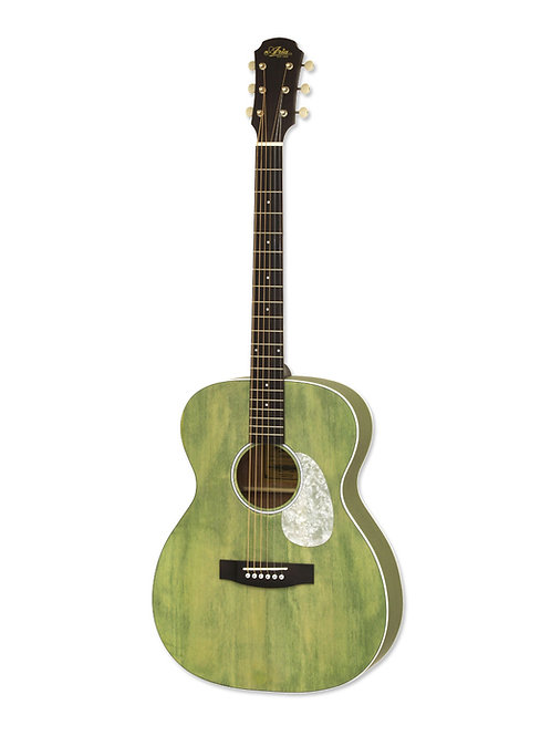 Aria 101UP STGR - 6 String OM Size Acoustic Urban Player