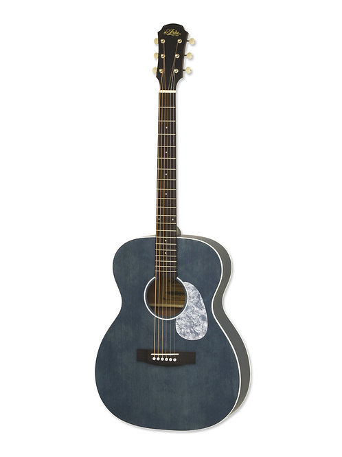 Aria 101UP STBL - 6 String OM Size Acoustic Urban Player