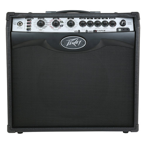 Peavey Vypyr VIP 2 Electric Acoustic & Bass Guitar Amplifier - 40 Watts