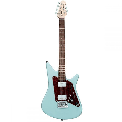 Sterling by Music Man S.U.B Albert Lee AL40 Daphne Blue