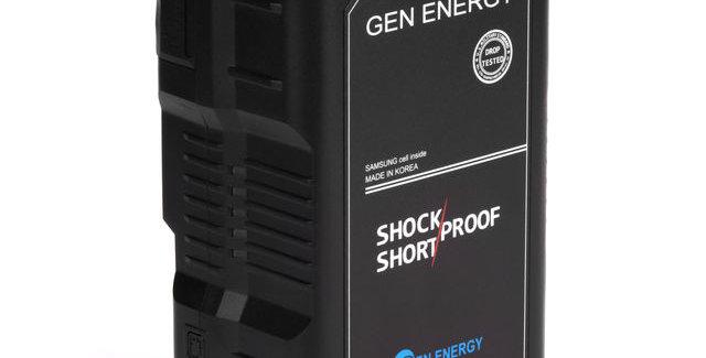 *B-STOCK* GEN Energy 14.4V, 195Wh Li-Ion Battery (V-Mount)