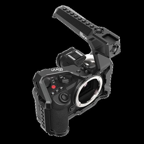 8Sinn Panasonic S5 Cage + 8Sinn Black Raven Top Handle