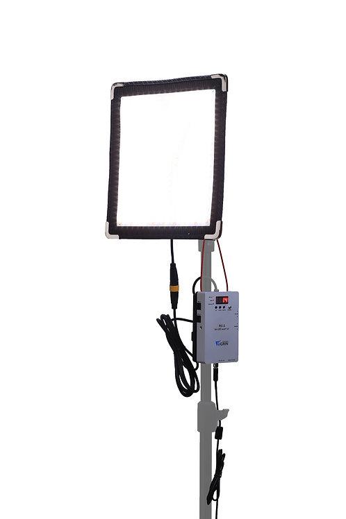 Yegrin LED Scarf 1X1 Bi-Color Kit