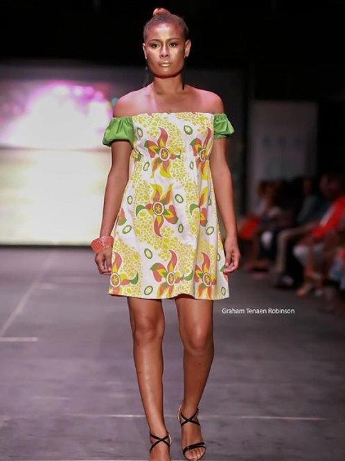Kahen Dress