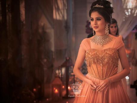 Blushed Bride