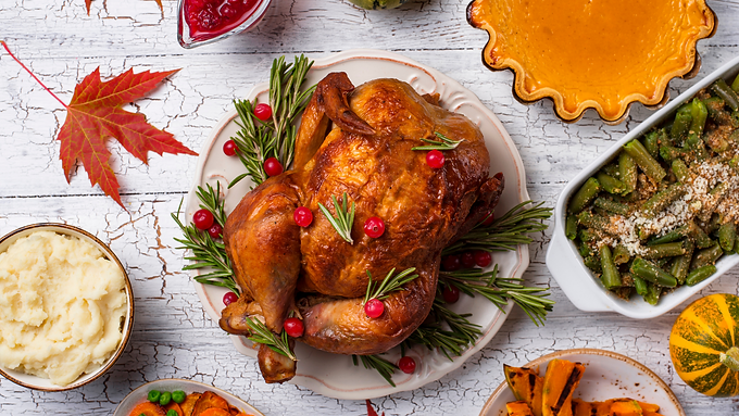 Your Thanks Giving Feast