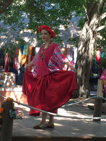 Fashion Show - Traditional Clothing