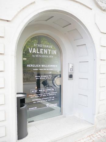 Eingang Marienstraße