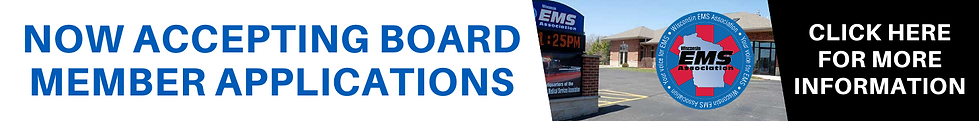 NOW ACCEPTING BOARD MEMBER APPLICATIONS.