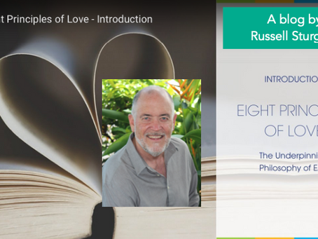 The Eight Principles of Love Introduction