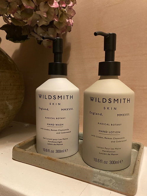 Wildsmith Compostable Hand Wash & Lotion