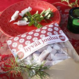 Hyvää joulua -herkkusetti