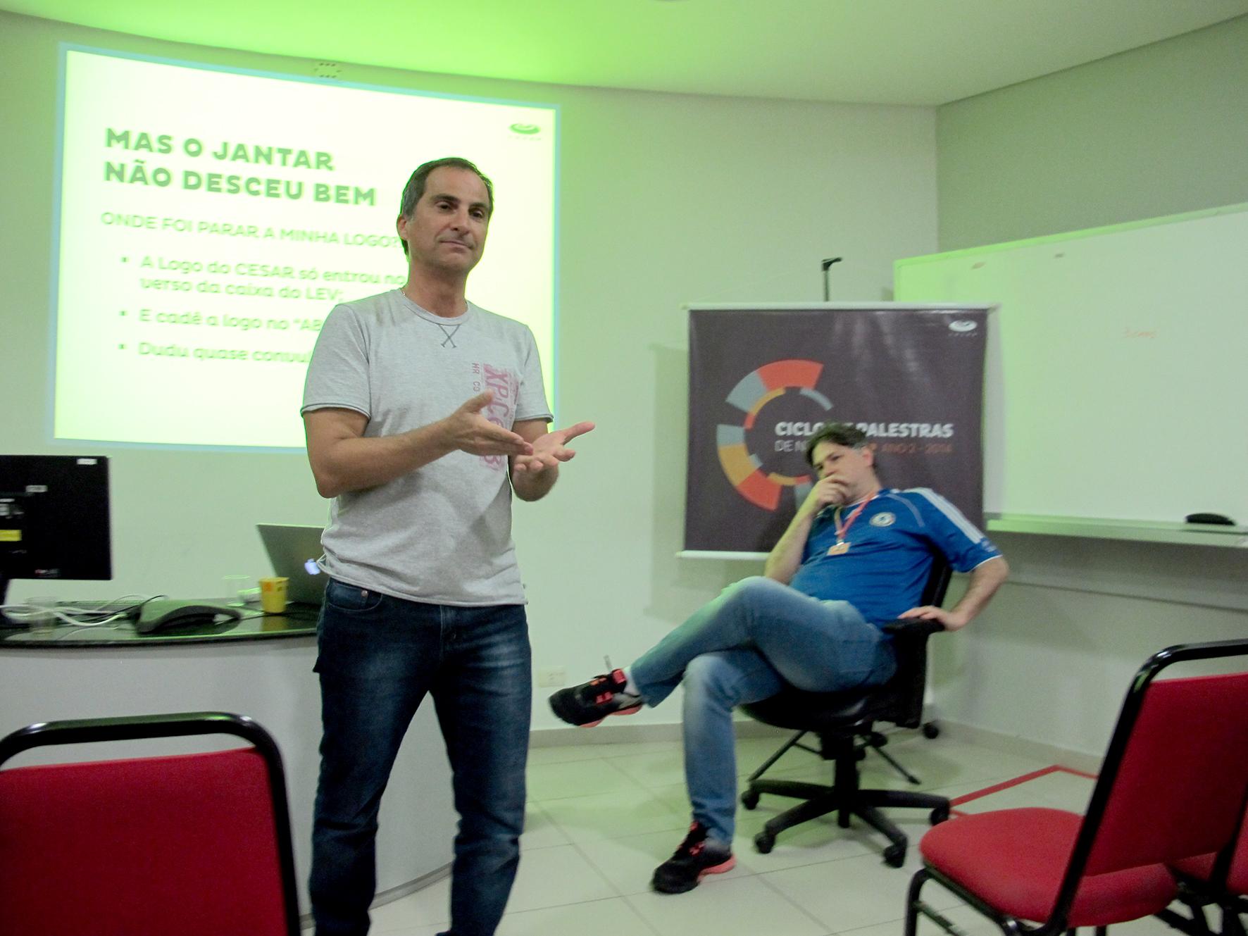 Eduardo Peixoto, Luiz Borba