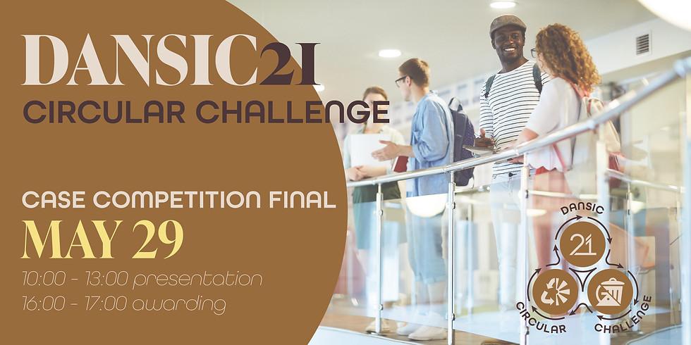 DANSIC21 - CIRCULAR CHALLENGE FINALE