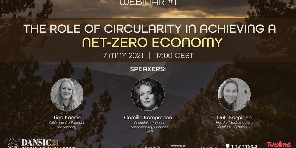 The Role of Circularity in Achieving a Net-Zero Economy