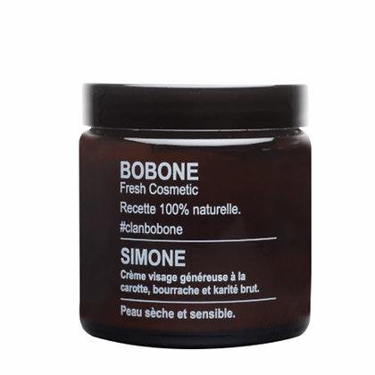 Crème visage généreuse - Simone