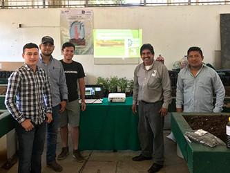 Estudiantes de agronomía y biología crean potente fertilizante orgánico