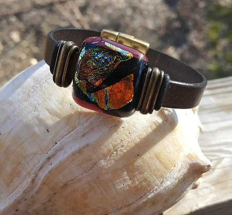 Warm Autumn Magnetic Bracelet