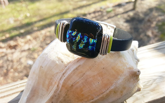Striped Passion Magnetic Bracelet