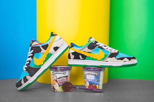 Ben & Jerry's x Dunk Low SB 'Chunky Dunky'