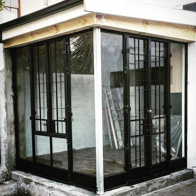 Steel Doors & Gates