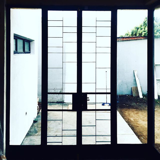 J+M project steel doors and gates