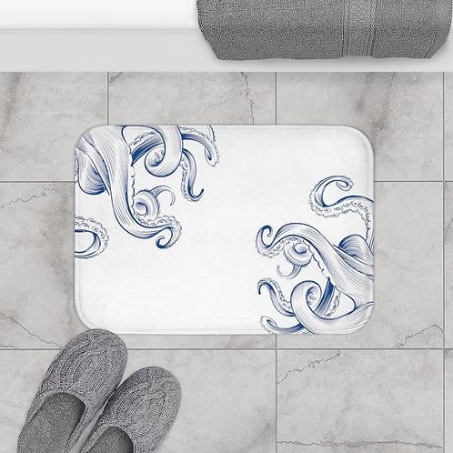 Octopus Bath Mat | Artistic Shower Décor