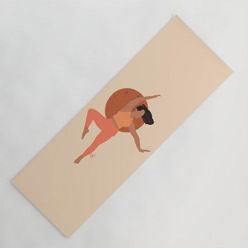 Sunrise Yoga Mat  - Design By Briana Ariel